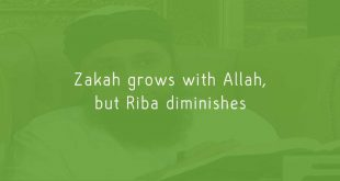 zakah grows