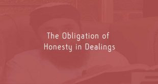 Obligation of Honesty in Dealings