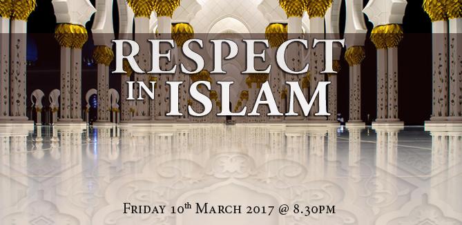 Respect in Islam