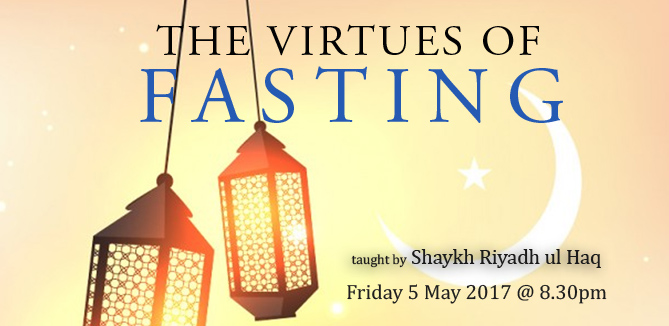 The Virtues of Fasting