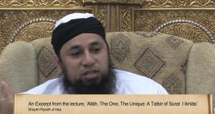 Ascribing Children to Allah