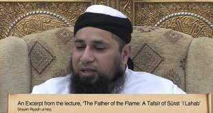 The Prophet ﷺ Was Not A Poet