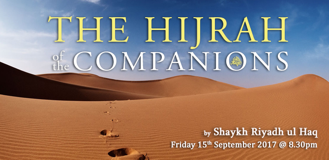 The Hijrah of the Companions