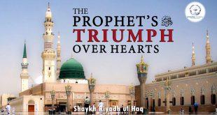 Prophet's Triumph over Hearts
