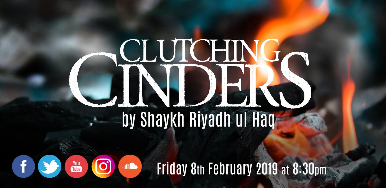 Clutching Cinders