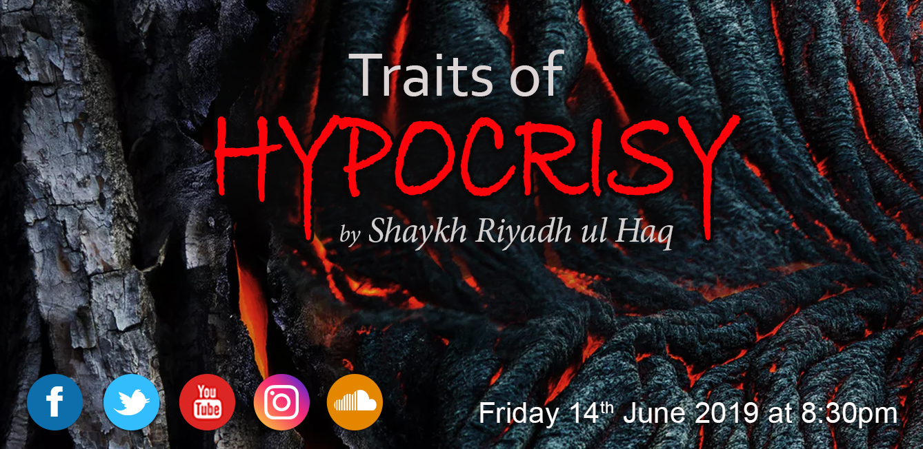 Traits of Hypocrisy